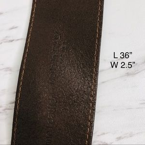 Banana Republic genuine leather Belt made in Italy